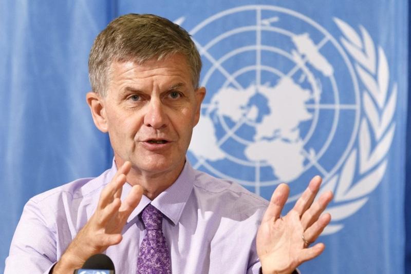 Ông Erik Solheim - Giám đốc Điều hành của UNEP