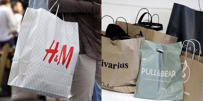 Trong tương lai, các nhãn hàng thời trang ký cam kết sẽ chuyển sang dùng bao bì tái sử dụng nhiều lần.