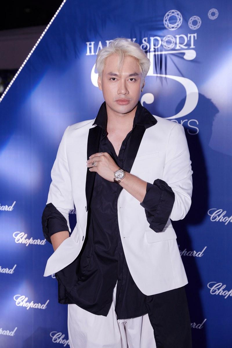 """NTK Lý Quí Khánh """"diện"""" chiếc đồng hồ Chopard Imperiale có giá hơn 1 tỷ."""