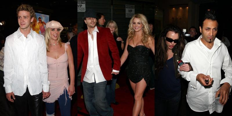 """Song, những bê bối tình cảm dồn dập, cùng các cuộc hôn nhân chóng vánh đẩy """"công chúa nhạc pop"""" xuống vũng bùn, khiến sự nghiệp của Britney Spear rơi xuống tận đáy sau tròn một thập kỷ tỏa sáng."""