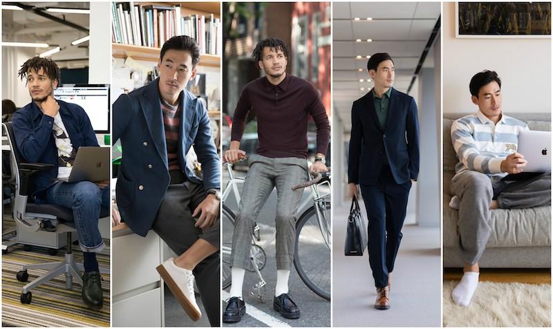 """5 kiểu ăn mặc """"chất lừ"""" trong chốn công sở dành cho cánh ông năng động"""