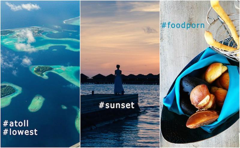 """13 hashtag """"sang chảnh"""" dành cho quý cô sành điệu khi du lịch Maldives"""