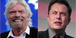 Tỉ phú Richard Branson khuyên Elon Musk nên ngủ đủ giấc và bớt huyên thuyên trên mạng xã hội
