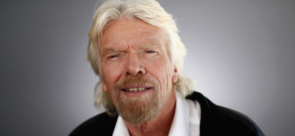 Tỉ phú Richard Branson.
