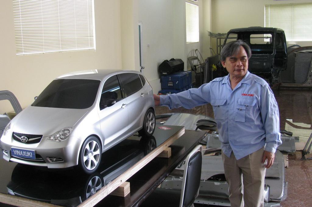 """Vinaxuki – giấc mộng ô tô """"made in Vietnam"""" đã chìm vào dĩ vãng"""