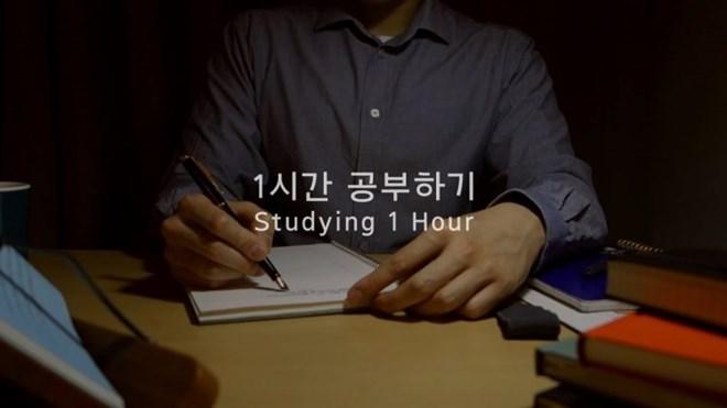 Gongbang – Trào lưu ngắm người khác học bài nhiều giờ gây 'sốt'
