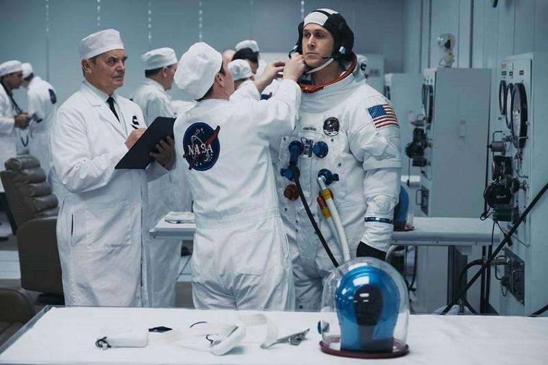 """Hậu trường """"độc nhất vô nhị"""" của phim """"First Man"""" – ứng viên nặng ký trên đường đua Oscar"""