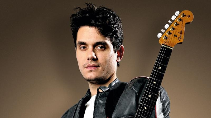 Ca sĩ John Mayer trẻ trung ở tuổi 41