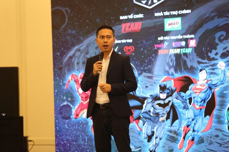 """Ông Nguyễn Ngọc Hưng, Giám Đốc Điều Hành Yeah1 Network cho biết: """"Sự kiện Justice League Night Run 2018 được mua bản quyền quốc tế từ DC (Warner Bros). Sự kiện đã được tổ chức thành công nhiều nước trên thế giới."""""""
