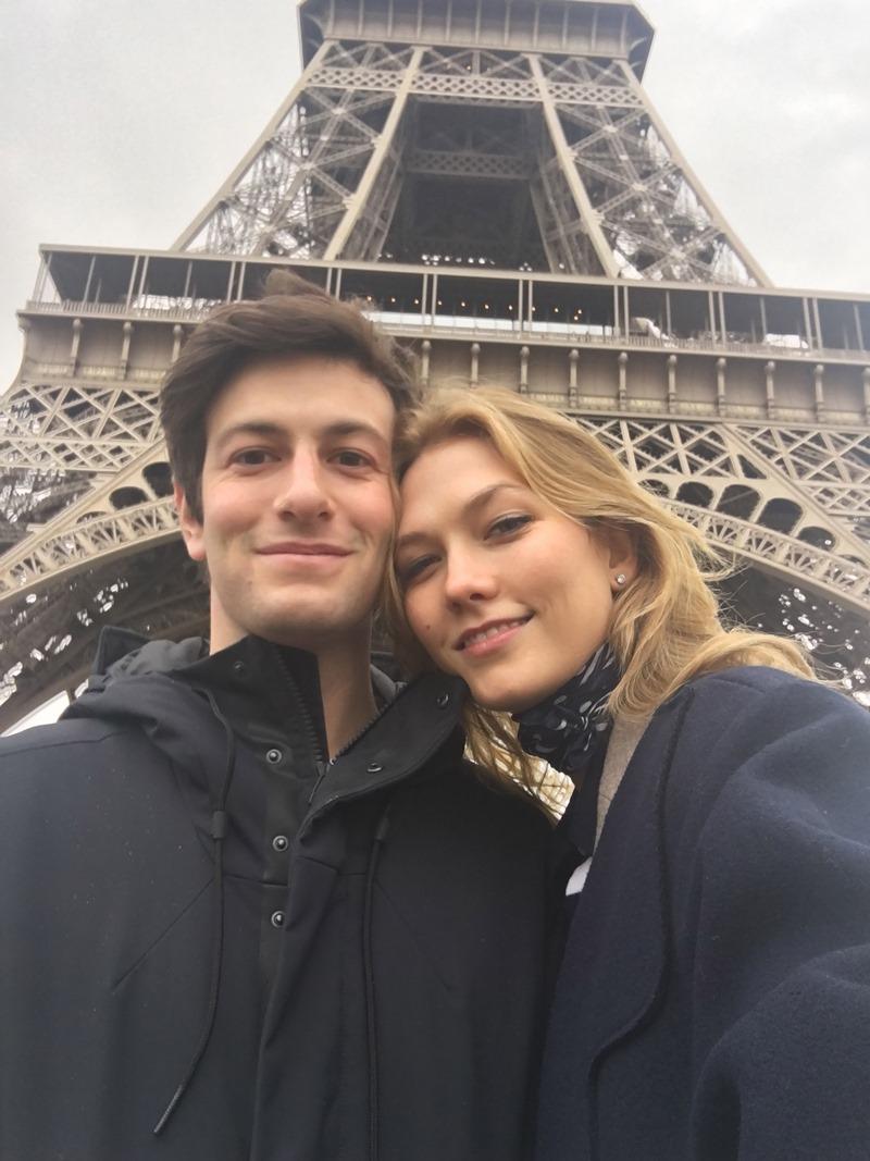Cùng chúc phúc cho cặp đôi tuyệt đẹp Karlie Kloss - Joshua Kushner!