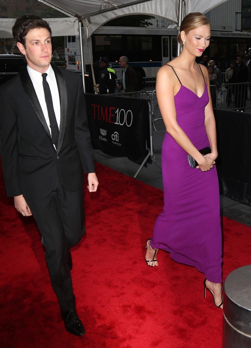 Hai người cũng có mặt tại sự kiện Time 100 Gala ở New York.