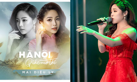 """Ca sĩ Sao Mai – Mai Diệu Ly: """"Tôi phải gác lại việc mua nhà, mua xe để ra album về Hà Nội"""""""