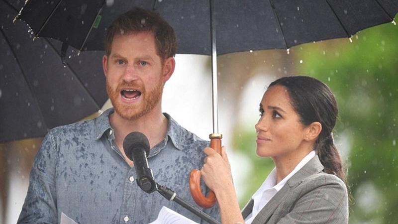 Meghan Markle: Sức hút từ những lần phá vỡ quy tắc Hoàng gia