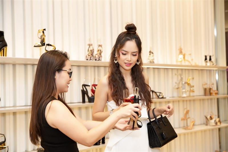 Sự kiện thu hút sự chú ý đông đảo của các fashionista cũng như khách mời VIP của thương hiệu.