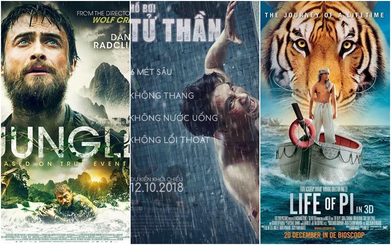 Nếu muốn biết các kỹ năng và bài học sinh tồn trong cuộc sống thì đừng bỏ lỡ những tựa phim này!