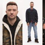 """Justin Timberlake hợp tác với Levi's cho ra BST """"cool – chất – ngầu"""""""