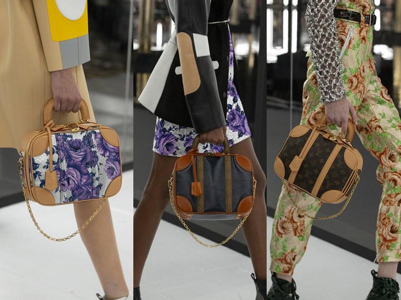 Thiết kế túi năng động với quai xách và quai đeo linh hoạt.