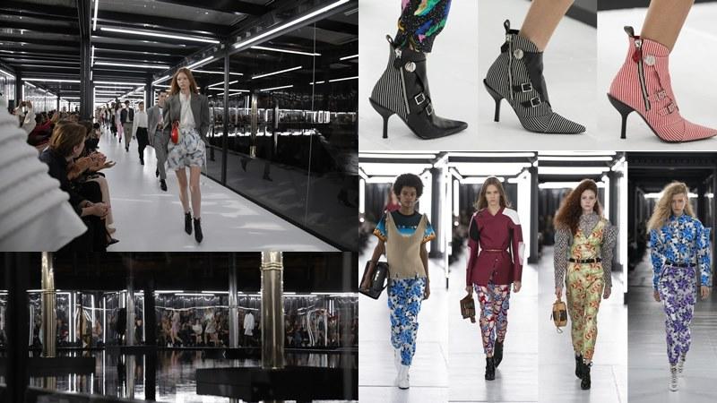 BST Louis Vuitton Xuân Hè 2019: Phá vỡ rào cản không gian, thời gian và giới tính