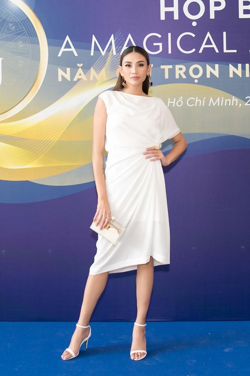 """Võ Hoàng Yến đảm nhiệm vai trò Catwalk Director của fashion show trang sức """"A Magical Journey"""" kỷ niệm 30 năm thành lập thương hiệu PNJ."""