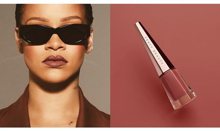 Cận cảnh bộ sưu tập son môi và phấn bắt sáng mới toanh của Rihanna