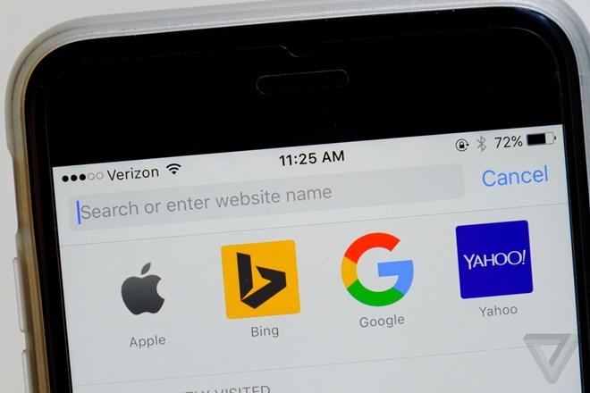 Google phải trả cho Apple tới 9 tỷ USD để là công cụ tìm kiếm mặc định