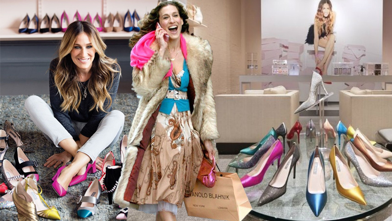 """Sau """"Sex and the City"""", Sarah Jessica Parker đã xây dựng đế chế giày cao gót như thế nào?"""