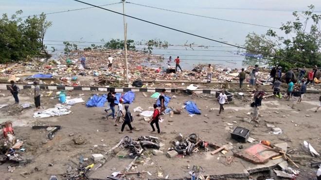 Indonesia: Thiết bị cảm biến không phát hiện các đợt sóng thần