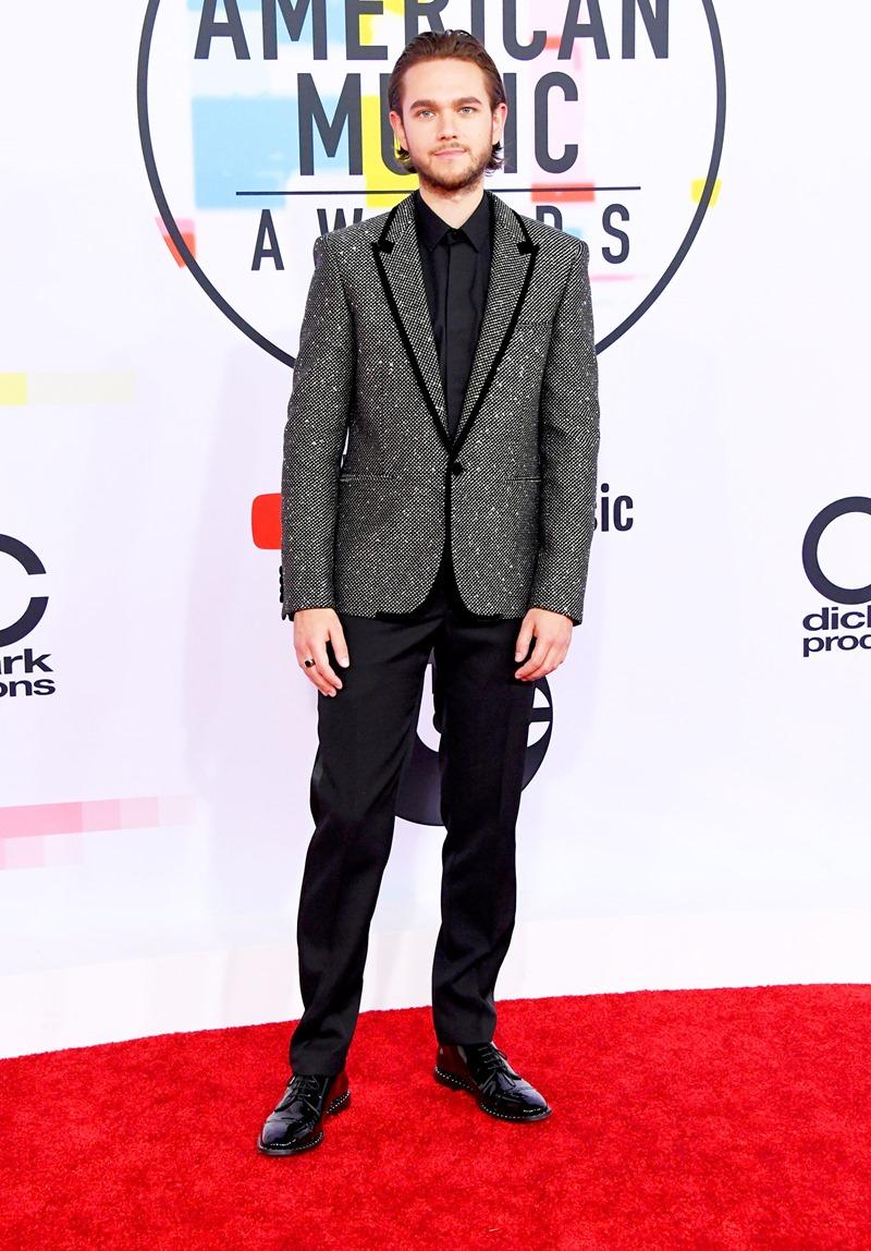 DJ nổi tiếng Zedd cũng có mặt tại sự kiện âm nhạc đình đám.