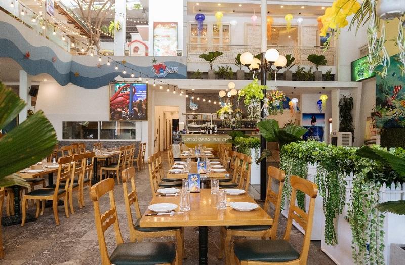 Nhà hàng Thế Giới Hải Sản – Điểm đến yêu thích dành cho người sành ăn