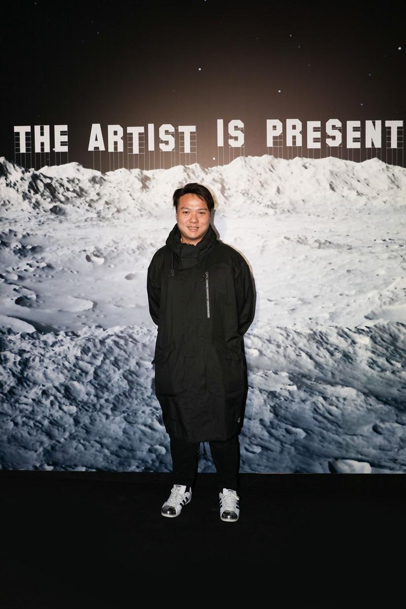 Nghệ sĩ Andy Hung Chi-Kin