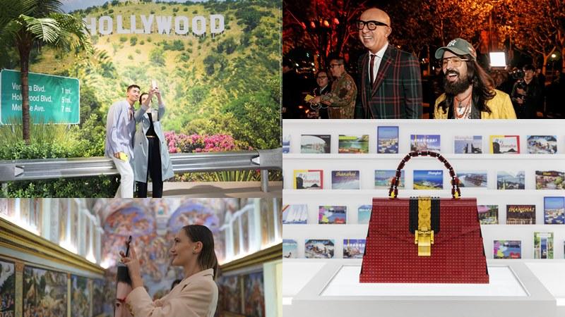 """Gucci tôn vinh những nghệ sĩ đương đại với triển lãm """"The Artist is Present"""" tại Thượng Hải"""