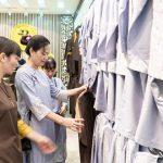 Trang phục Phật tử – Thiện Phát Design khai trương cửa hàng tại Vinh