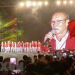 Lễ vinh danh Đoàn thể thao Việt Nam – Nhân niềm vui, thắp sáng ước mơ