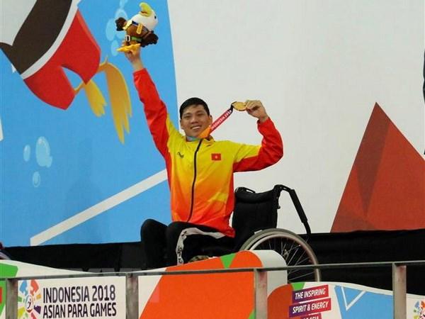 Asian Para Games 2018: Việt Nam thêm 7 huy chương trong ngày thứ tư