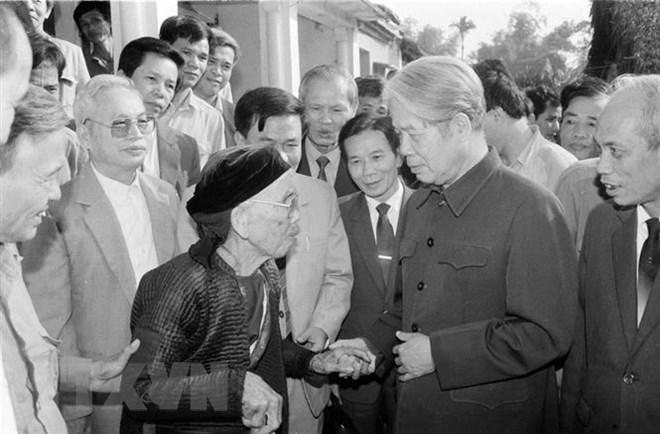 Vĩnh biệt đồng chí Đỗ Mười – người cộng sản mẫu mực và trung kiên