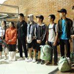 10 sinh viên Việt Nam bị kẹt tại vùng động đất đã đến Jakarta