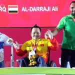 Đoàn Việt Nam sớm đạt chỉ tiêu huy chương vàng ở Asian Para Games 2018