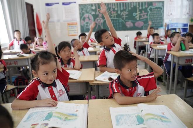 Nhiều học sinh ở Trung Quốc chảy máu cam vì lớp học có formaldehyde