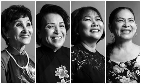 """Mẹ của ca sĩ Phương Vi, bà ngoại của người mẫu Tuyết Lan chia sẻ bí quyết """"trẻ từ trong tim trẻ ra"""""""