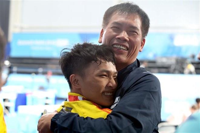 Olympic trẻ 2018: Trưởng đoàn Việt Nam tự hào với thành tích đội cử tạ