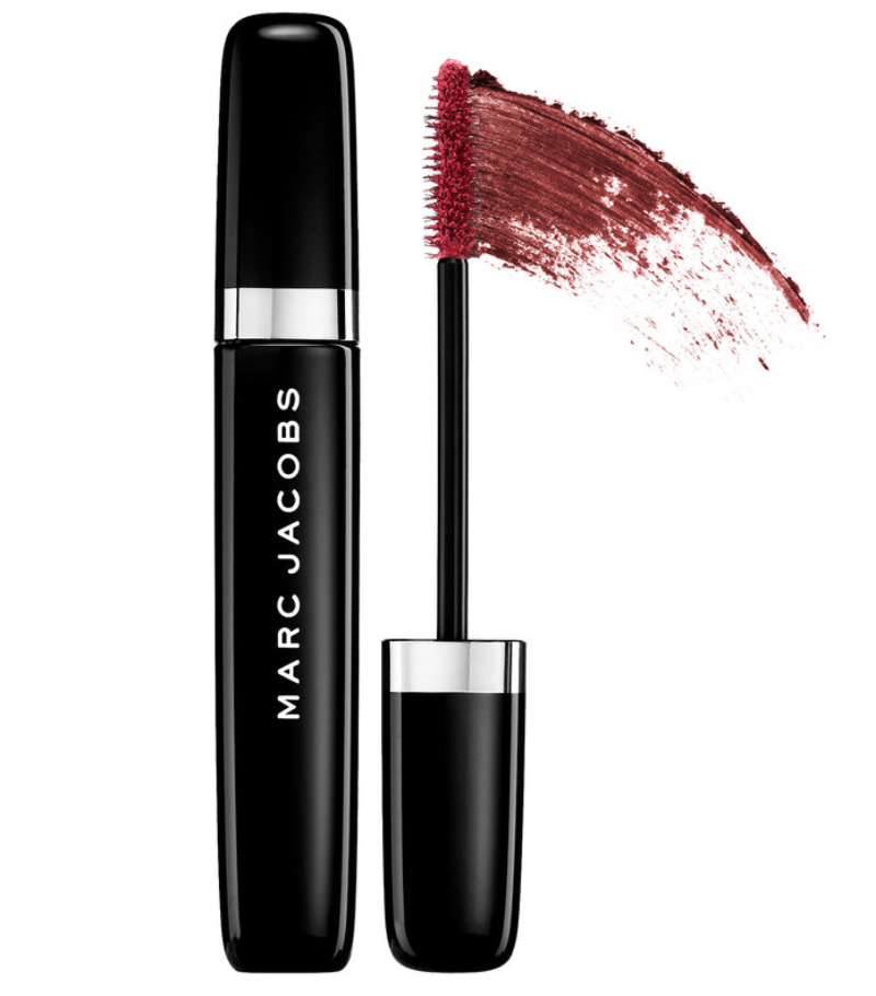 Marc Jacobs O!Mega Lash Volumizing Mascara lên màu chỉ với một lần chuốt