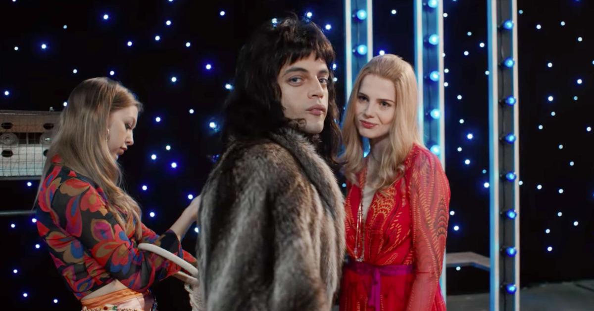 Mối quan hệ giữa Freddie và Mary được khắc hoạ 1 cách đầy ngưỡng mộ. Ngược lại hoàn toàn với những mối quan hệ đồng tính đã dẫn giọng ca chính của Queen đi đến bị kịch không thể cứu vãn.