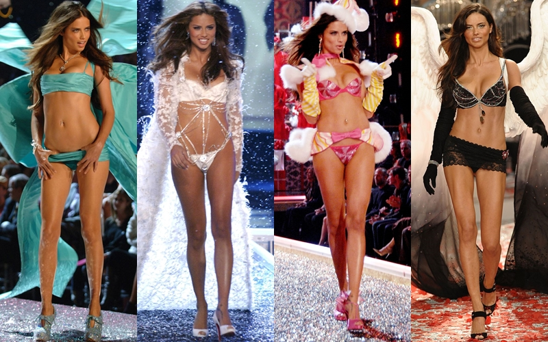 Victoria's Secret Fashion Show 2005 - 2006 - 2007 - 2008