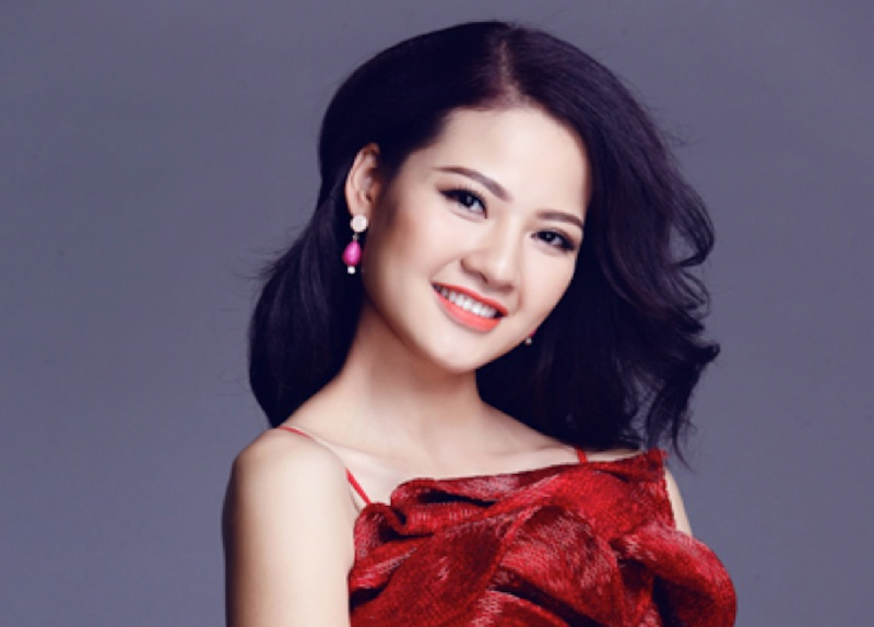 Giám Khảo Trần Thị Quỳnh – Hoa hậu Thể Thao 2007