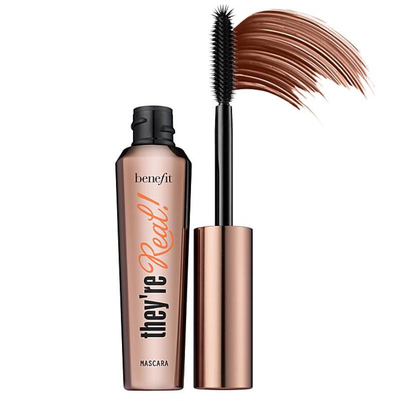 Benefit Cosmetics They're Real! Lengthening & Volumizing Mascara có khả năng làm dày và dài rất tốt