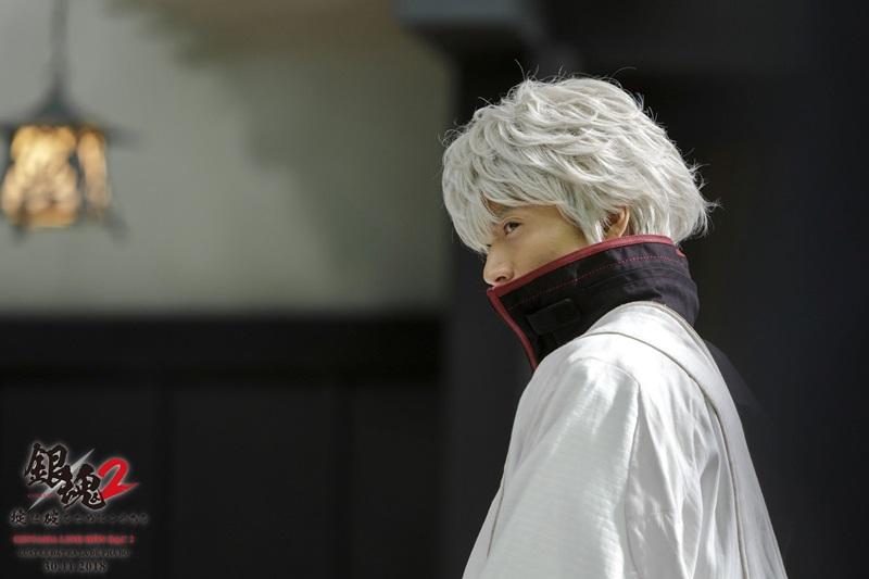 """""""Gintama: Linh hồn bạc"""" phần 2: Một live action phá vỡ các nguyên tắc truyền thống"""