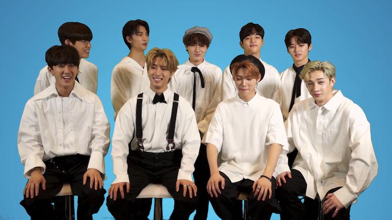 """Spotify cùng tân binh JYP – Stray Kids chiêu đãi fan bằng video đặc biệt ăn mừng album """"I am YOU"""" phát hành"""