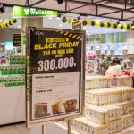 Trải nghiệm phong cách mua sắm mới tại AEON Black Friday
