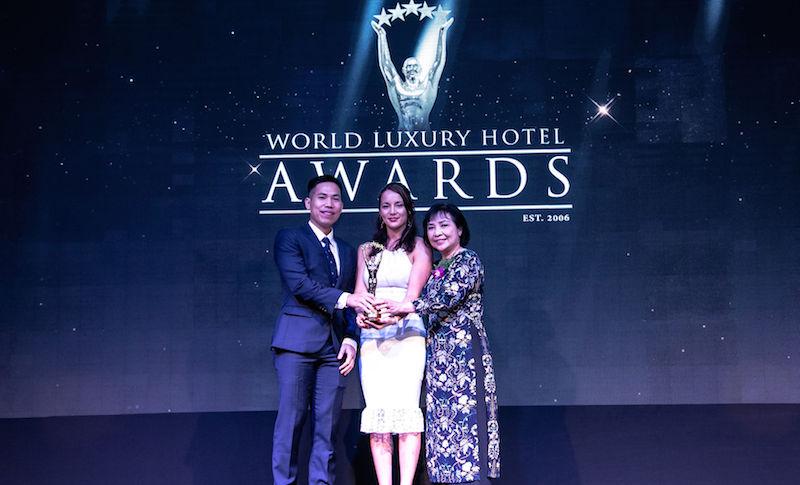 """Emeralda Resort Ninh Bình dành giải """"Khu nghỉ xanh sang trọng"""" tại World Luxury Hotel Awards"""