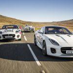 Ra mắt mẫu Jaguar F-TYPE mới trên toàn thế giới tại Anh Quốc